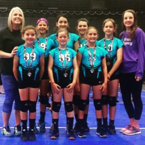 11 ROX 2nd place