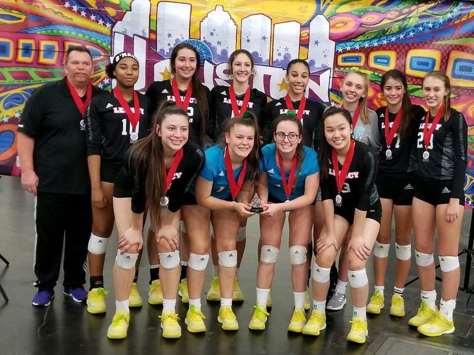 Club Volleyball | Texas Legacy Volleyball Club
