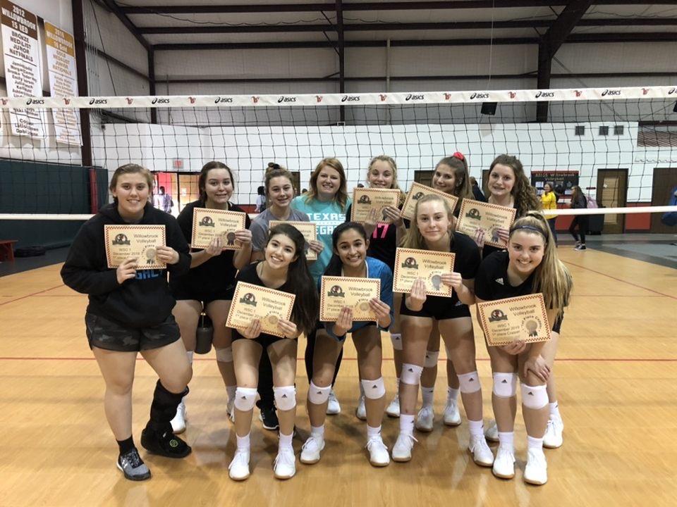 Texas Legacy Volleyball Club