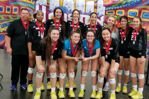 Texas Legacy Volleyball Club |